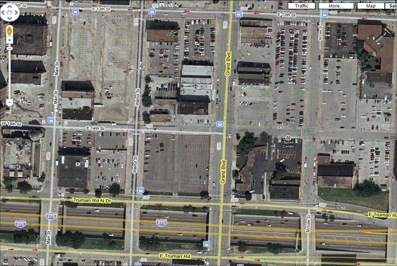 P&L District Area -- 2003