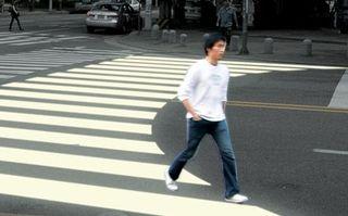 Redesigned Crosswalks