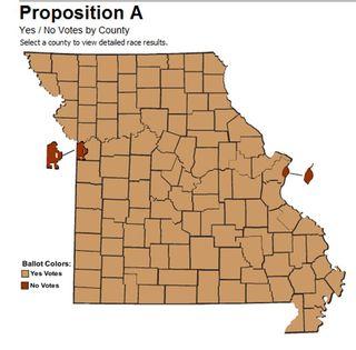 Prop A Map
