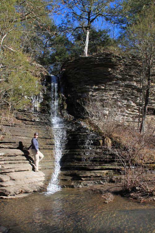 Falling Water Creek Area 108