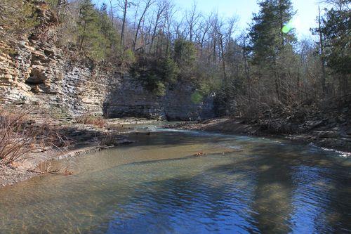 Falling Water Creek Area 110