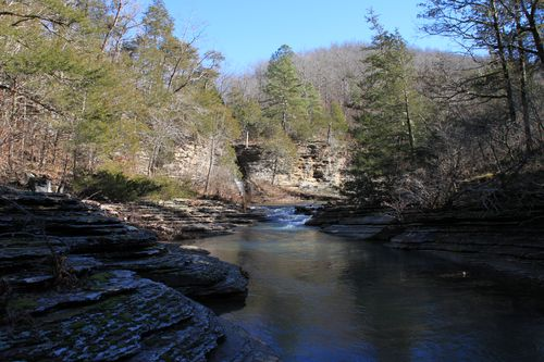 Falling Water Creek Area 129