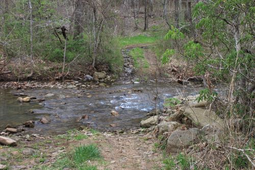 Burr Oak Woods, Big Creek Cave Falls, Fern Falls 040