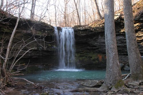 Amber Falls Is Named After Ernst Who S Father Tim Has Spent A Significant Amount Of His Life Exploring The Wilderness Northwest Arkansas And