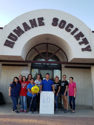 Humane Society of Harlingen - CTS 2019