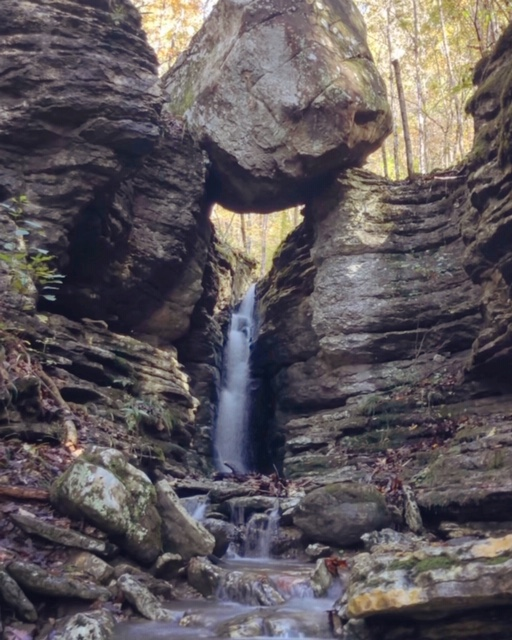 Balanced Rock Falls