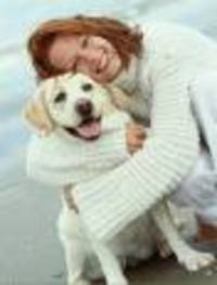 Loving_dog_owner